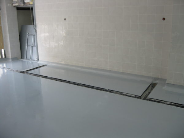 flooring for food processing: choosing between epoxy and pu resins