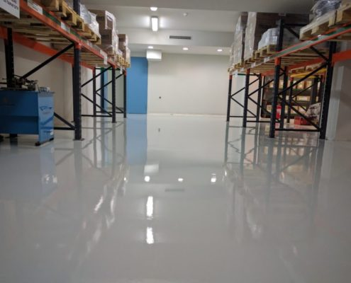 self Level Epoxy 9018