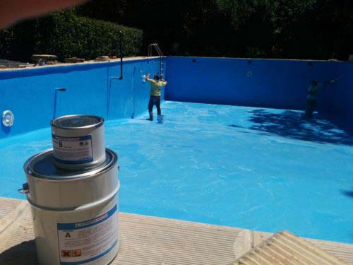 Ktisepox Piscine – Epoxy pool coating