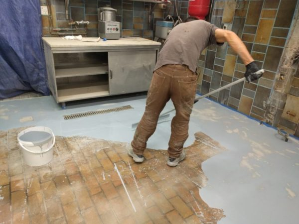 Rapidcure Floor – Fast Curing Epoxy Floor Coating